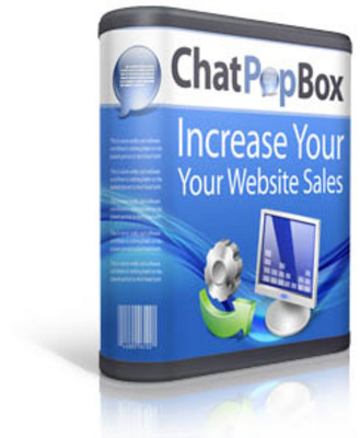 Product picture Chat Pop Box - Software